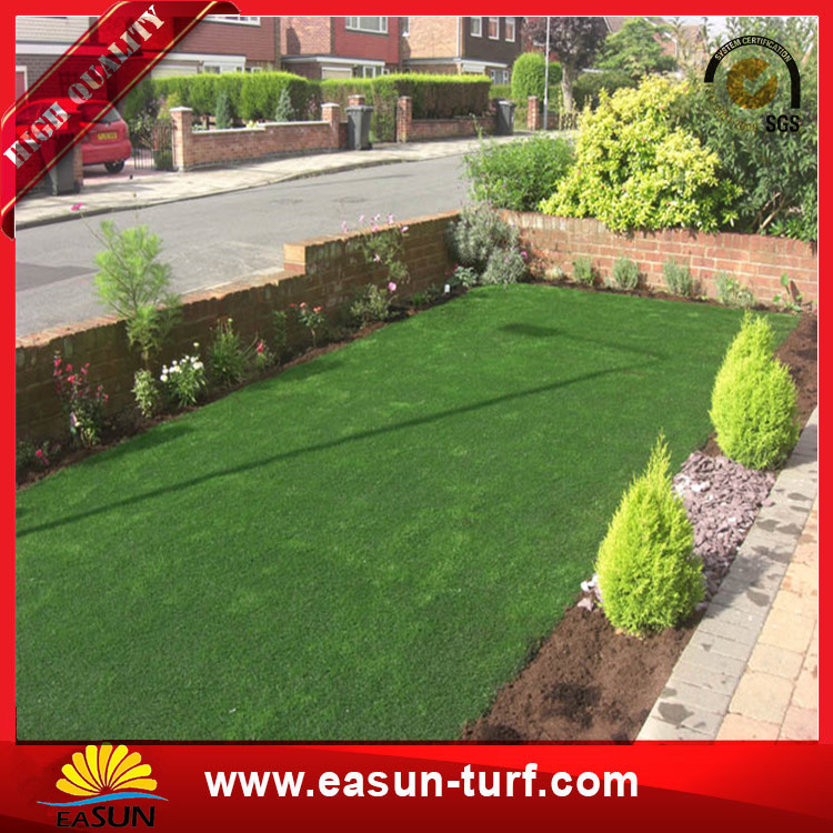 Artificial turf lawn grass for garden landscaping  green grass outdoor-Donut