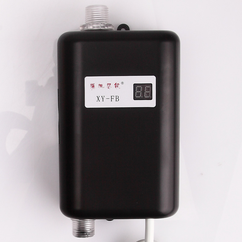 new electric water heater engery saving fast heating within 3 seconds 3.4KW power quality warranty
