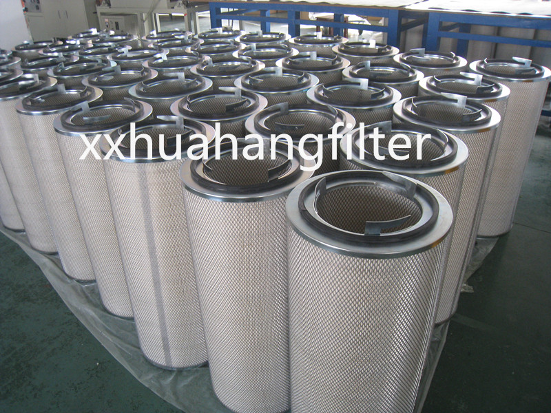 High efficiency air filtration donaldson air filter cartridge