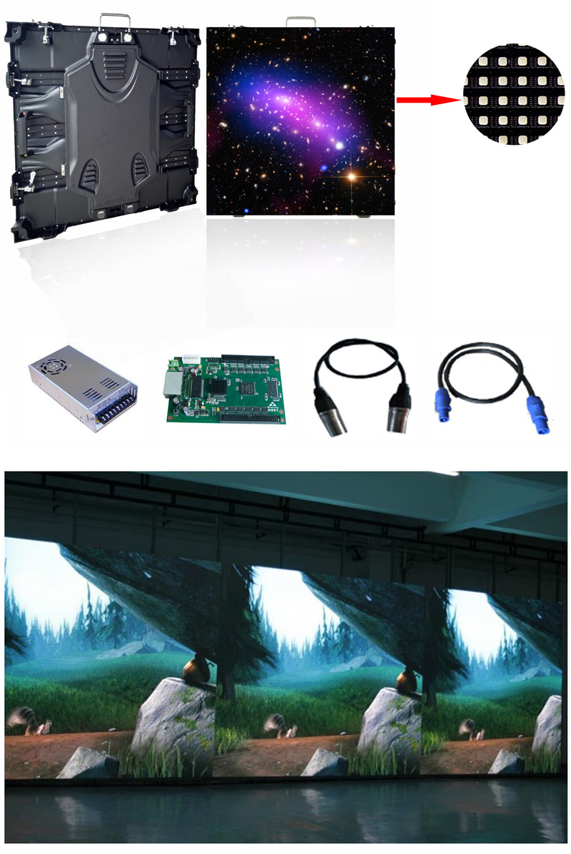 Outdoor Full Color SMD P5 LED Display