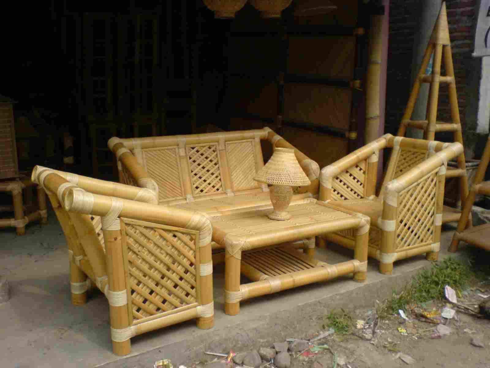 how to make bamboo furniture. Bamboo Furniture How To Make O
