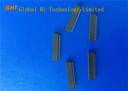Custom 0.5mm Small FPC FFC Cable Connector For Laptop Keyboard Interface