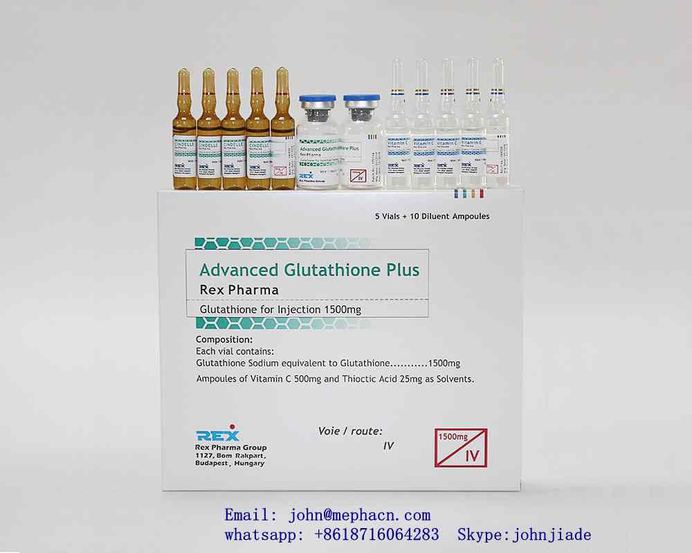 Glutathione injection 1500mg5+10