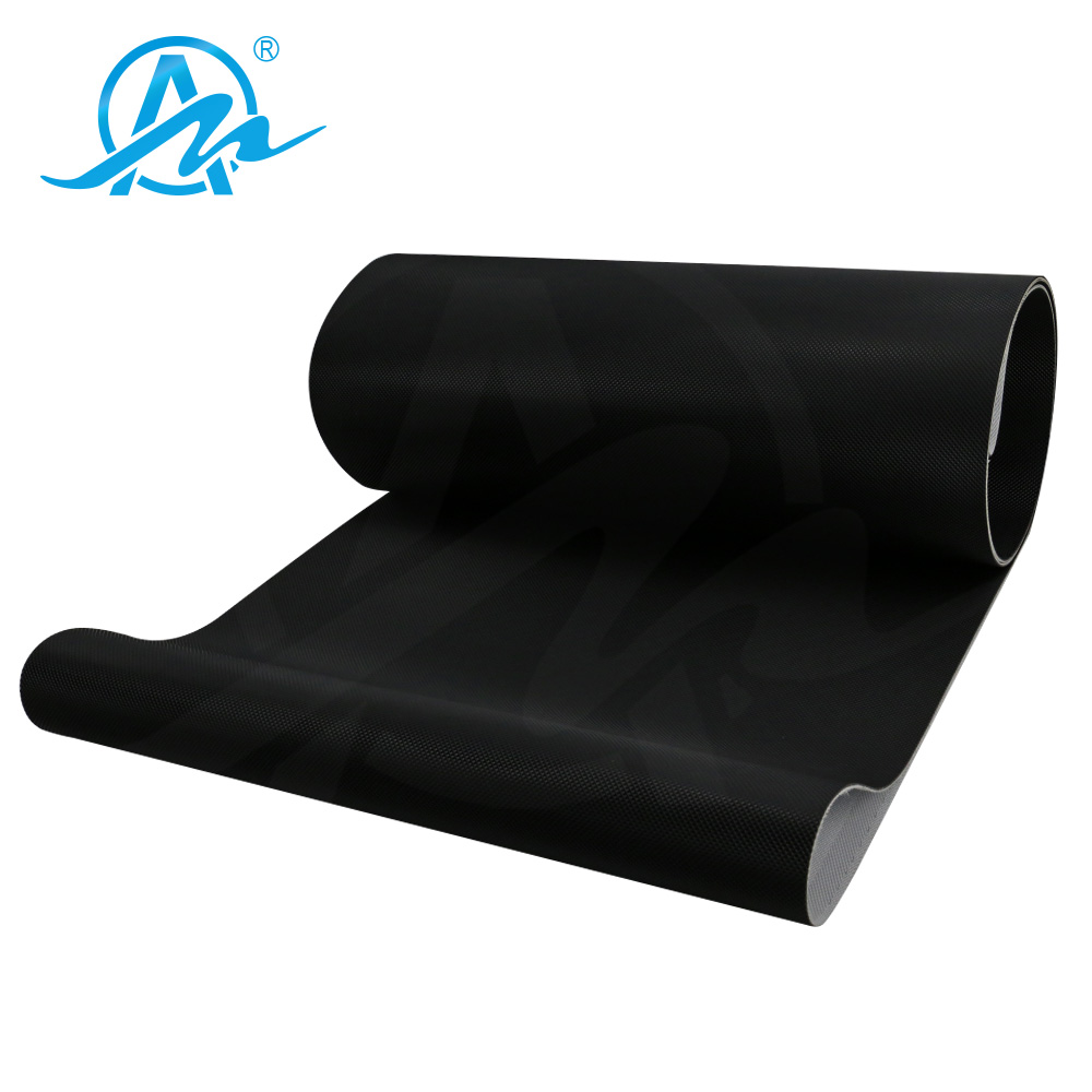 Customized Heat Resistant Industrial PVC/PU Treadmill Walking Conveyor Belt