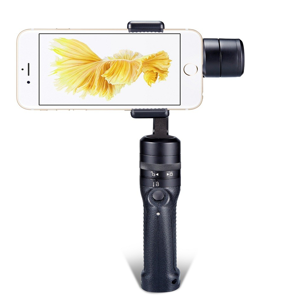 PRESELL WEWOW P3 smartphone Handheld 3 Axis gimbal stabilizer selfie phone 3 axis gimbal steadicam