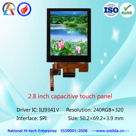 top quality A grade OEM/ODM tft lcd display manufacture