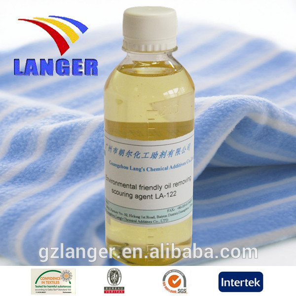 Oil Removing Scouring Agent for polyester and nylon in pretreatment process LA-122