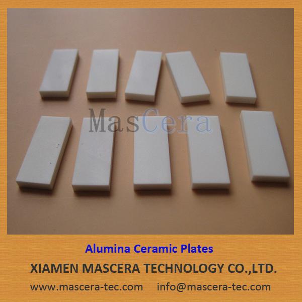 Al2O3 Alumina Ceramic Insulator Plates for Planar Transformer