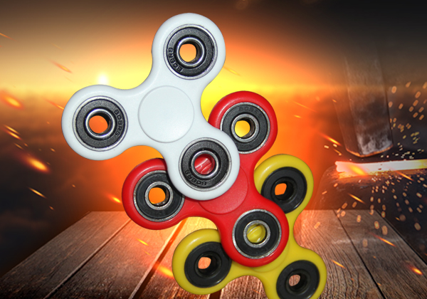 Hot Selling Fidget Spinner Toy to relax and reduce stress
