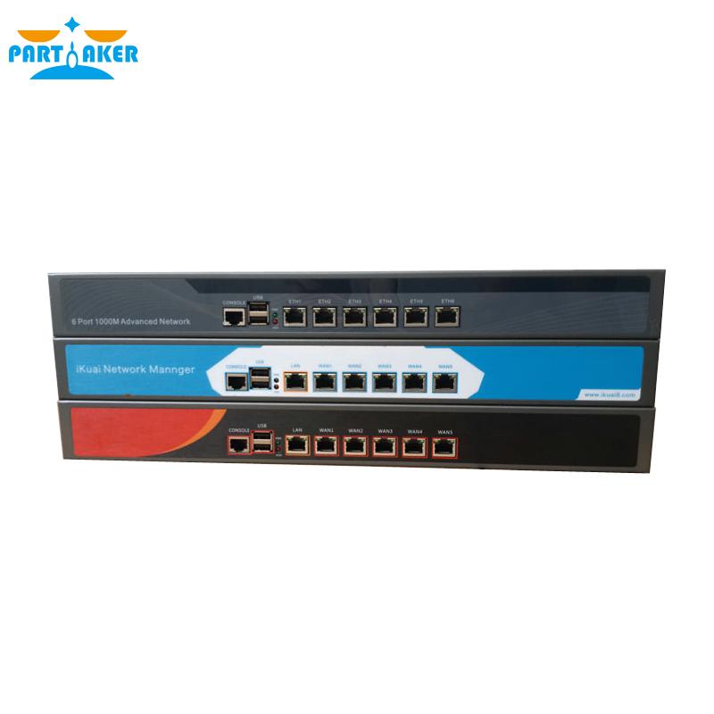 682583v Gigabyte LAN Firewall Server with Intel D525 support ROS Mikrotik PFSense Panabit Wayos