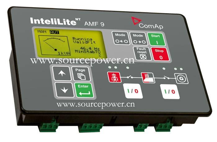 comap auto mains failure amf gen set controller intelilite nt amf rh comap en ecplaza net intelilite amf 9 manual español