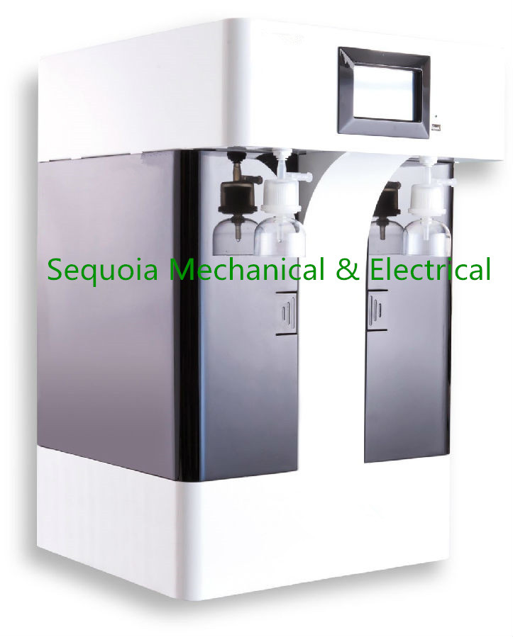 lab water purifier and ro recycling system