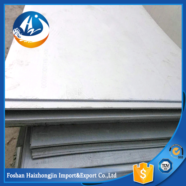 904l high alloy No.1 stainless steel plate with best price