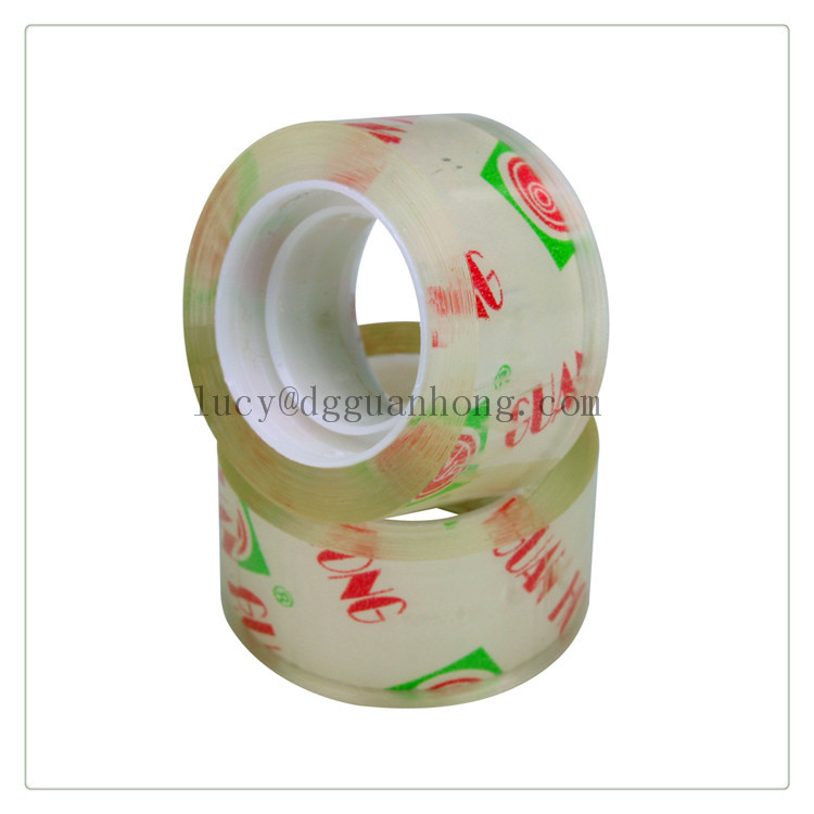 China supplier strong sticky bopp adhesive packing tape for carton sealing