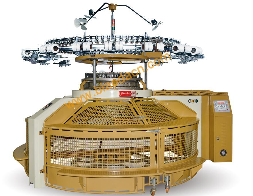 Single Jersey Open Width Circular Knitting Machine