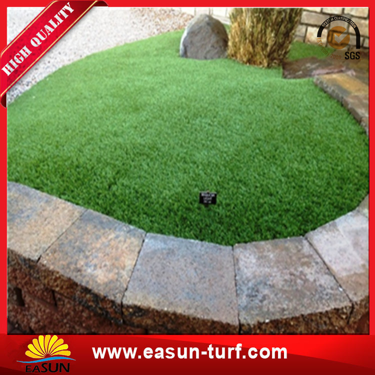 Environment friendly natural grass for decorative artificial lawn turf-Donut