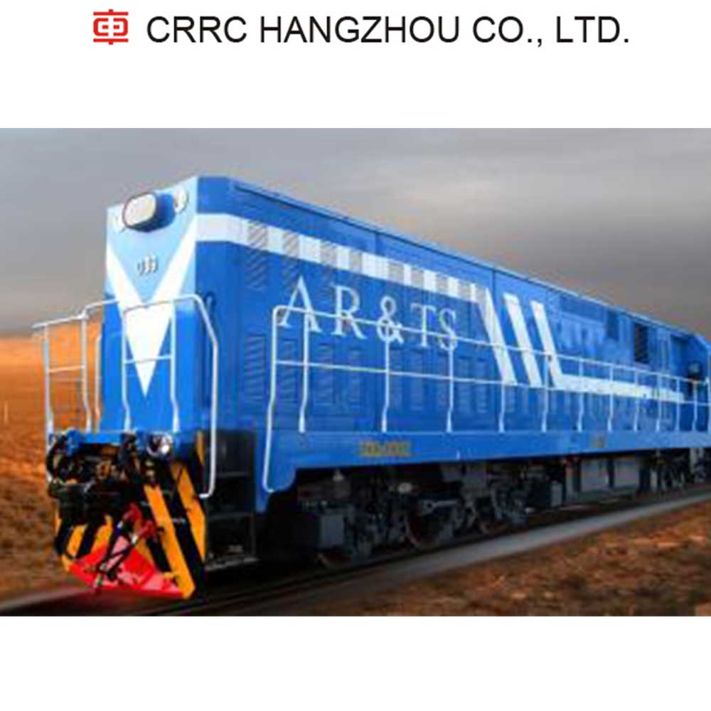 SDD4 diesel locomotive