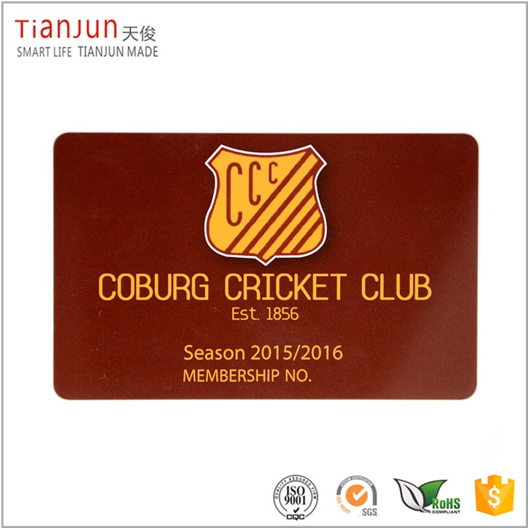 Manufacture Product Printable NTAG215 RFID NFC Card