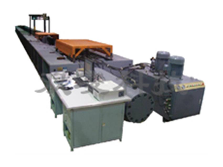 conveyor belt Static joint breaking strength test machinery