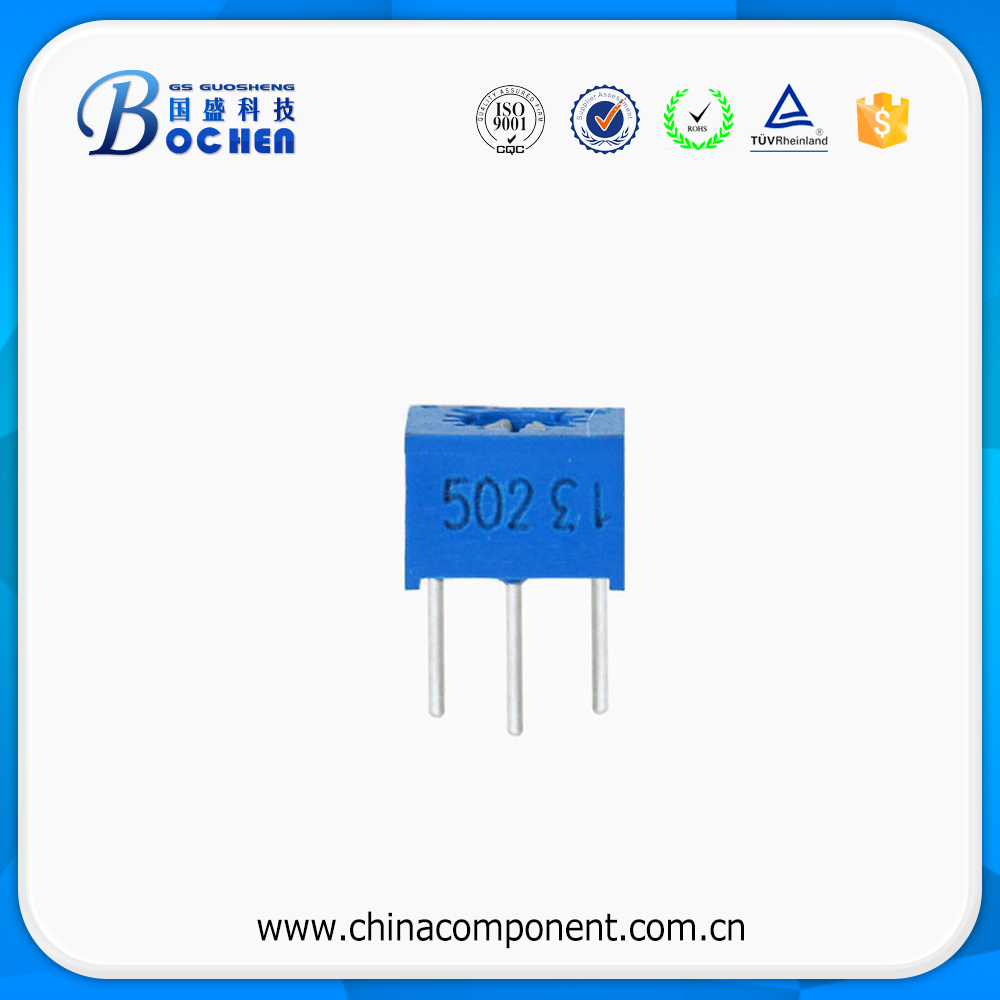 Trimmer 3362P linear digital potentiometer 15k RoHS BOCHEN