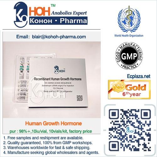 hgh, human growth hormone