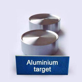 Aluminum target