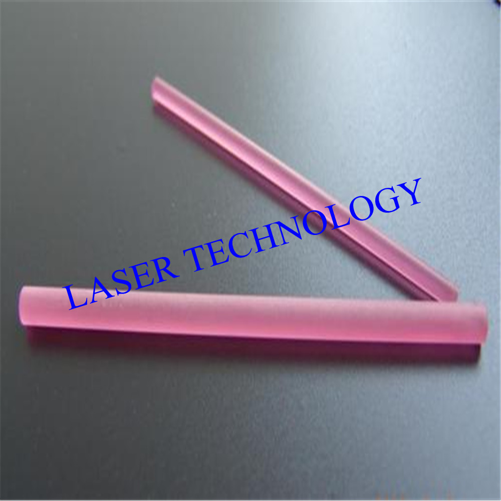 good price 8185 YG laser crystal rod for laser machine