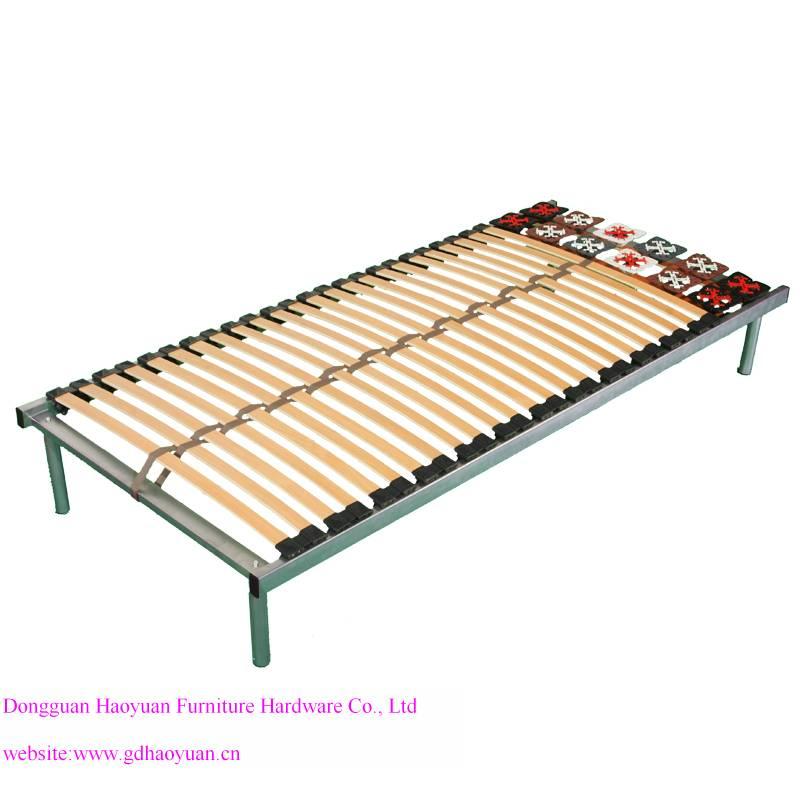 Adjustable Height Metal Bed Frame