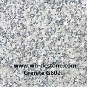 Top Quality Polished G602 Granite Floor Tiles