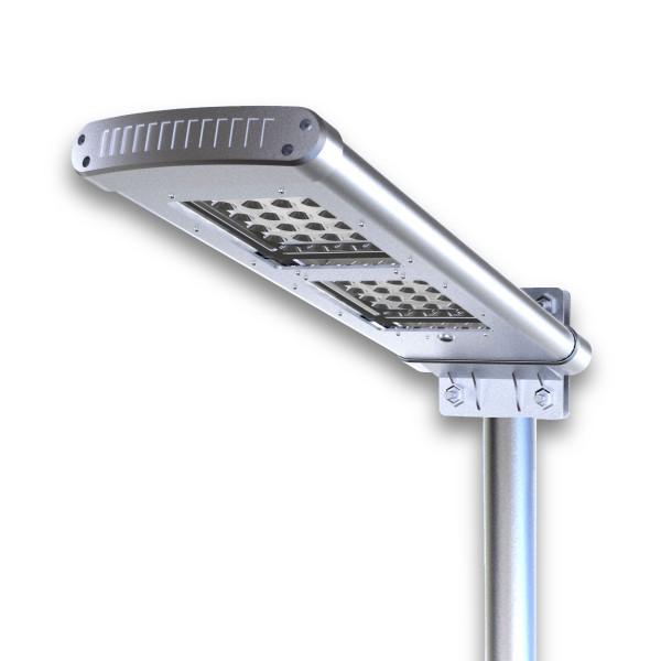20W PIR sensor solar integrated led street light all in one solar garden outdoor led light