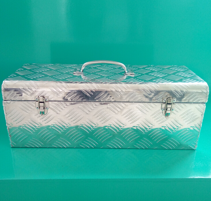 Box Type and Aluminum Material Hand Carry Tool Box BH-X575