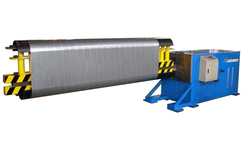 Sell Flat-Oval Duct machine