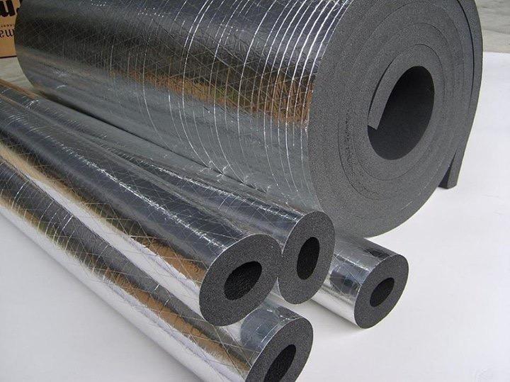 Nitrile Rubber Foam Insulation roll/blanket/board