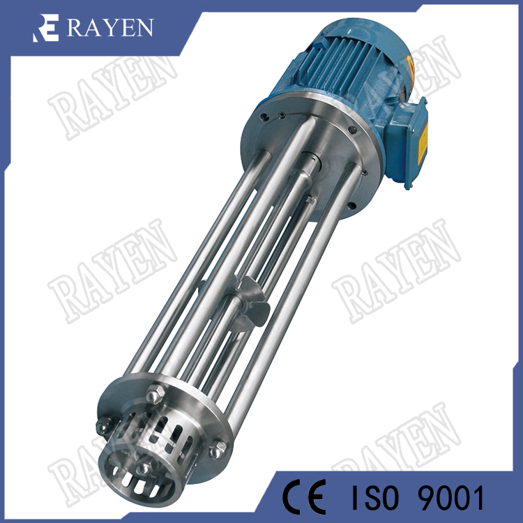 Stainless steel high speed shear mixer emulsifying mixer homogenizer mixer