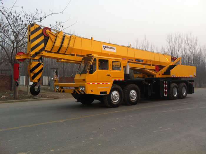 Tadano 100 ton truck crane for sale, 25 50 65 ton 120 160 250 ton also available