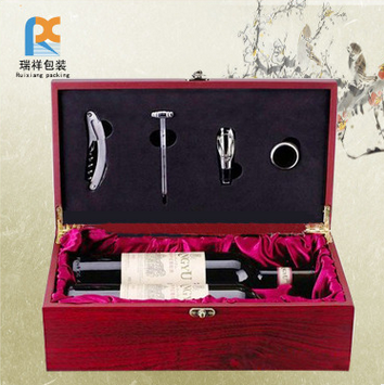 sell wooden box wine box