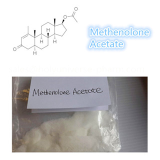 99% Purity Methenolone Acetate ,Primobolan Depot , CAS15262-86-9
