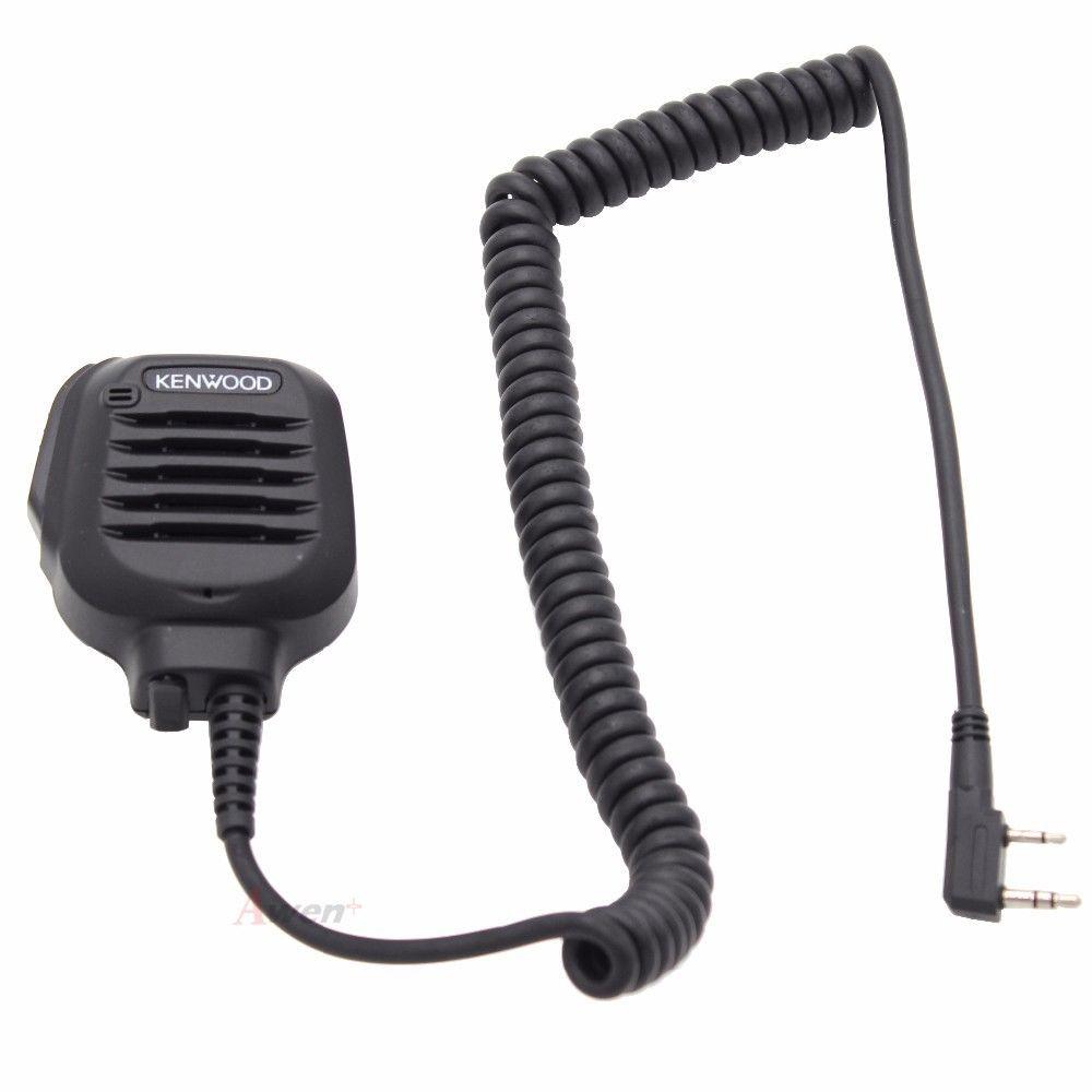 Speaker Microphone KMC-45 for Kenwood Radio TK430 TK2100 TK2102 TK2107 TK2160