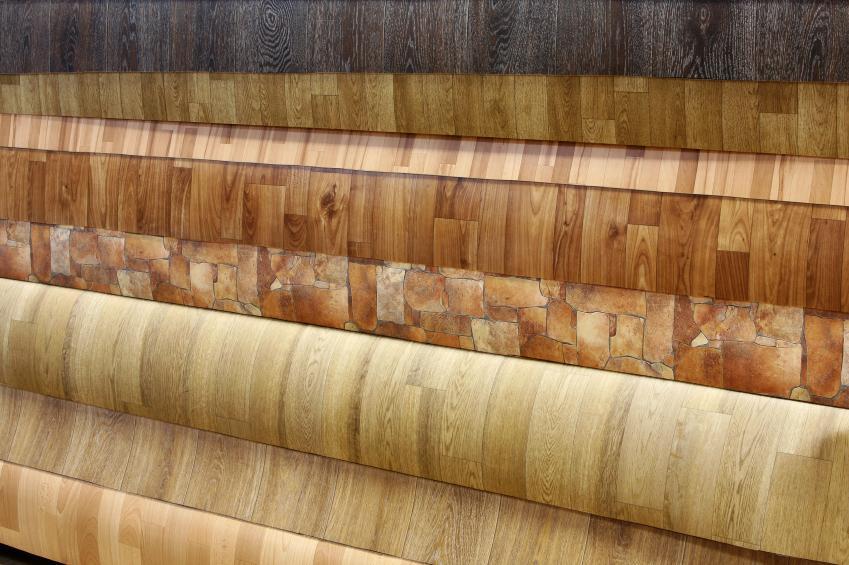 Foshan factory sell PVC vinyl flooring sheets