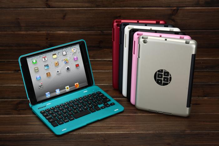 Light weight wireless Bluetooth keyboard for iPad Mini3/2/1