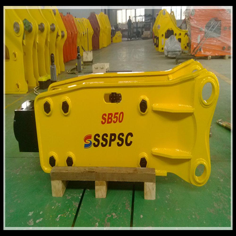 SB50 hydraulic breaker hammer for excavator