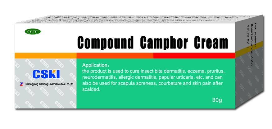 Compound Camphor Ointment