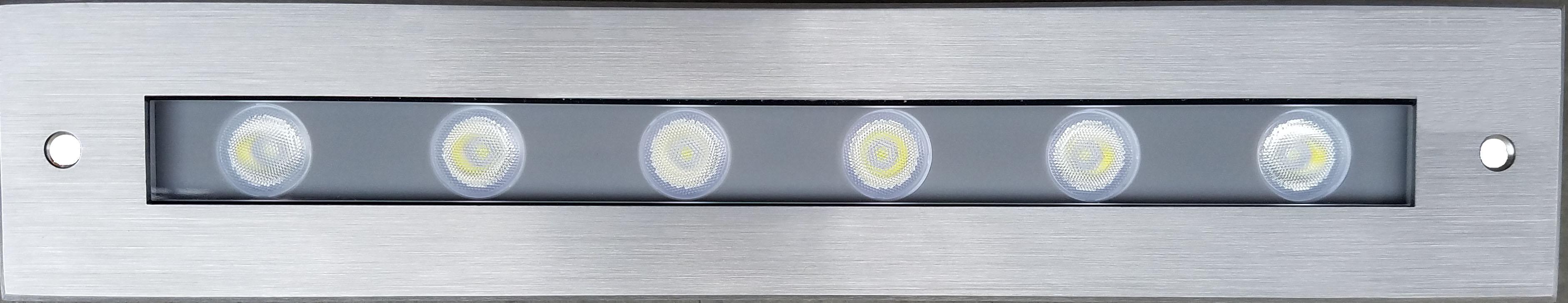 Cree LED 12W Linear Underground Light (G108)