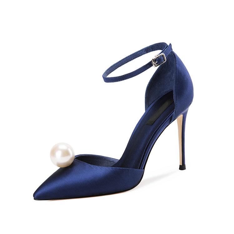 2017 popular new model women stilettos high heels shoes