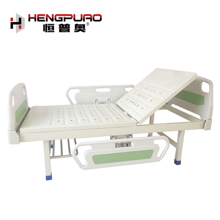 medical furniture manual patient adjustable bed for sale