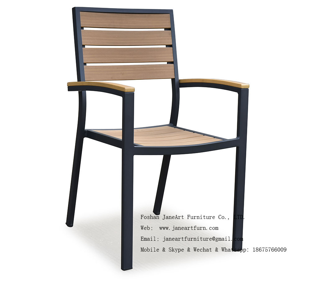 polywood aluminum chair