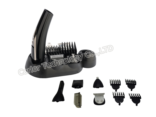CL-GK06 10 in 1 Grooming Kit Shaving&Hair&Nose Trimmer