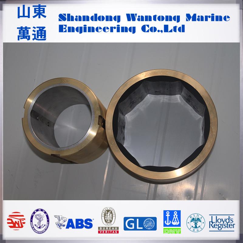 Marine stern tube bearing white metal bearing babbitt metal bearing for shaft
