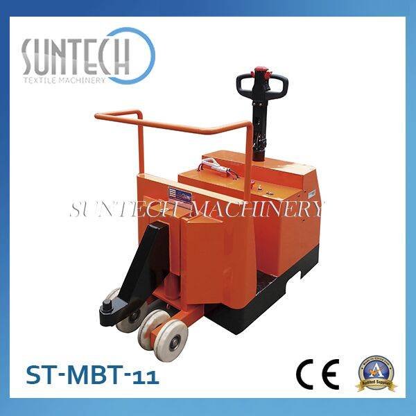 ST-MBT-11 Electric Tow Tractor A-Frame Trolley For Textile Industry