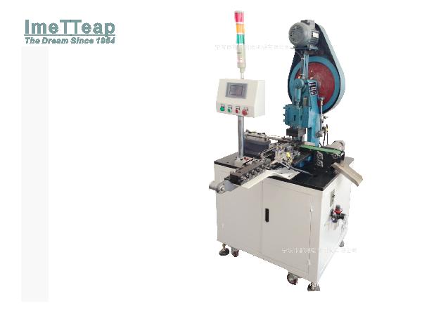 Automatic Hardware Reveting Machine